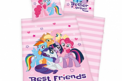 My-little-Pony-Best-friends-Bettwäsche